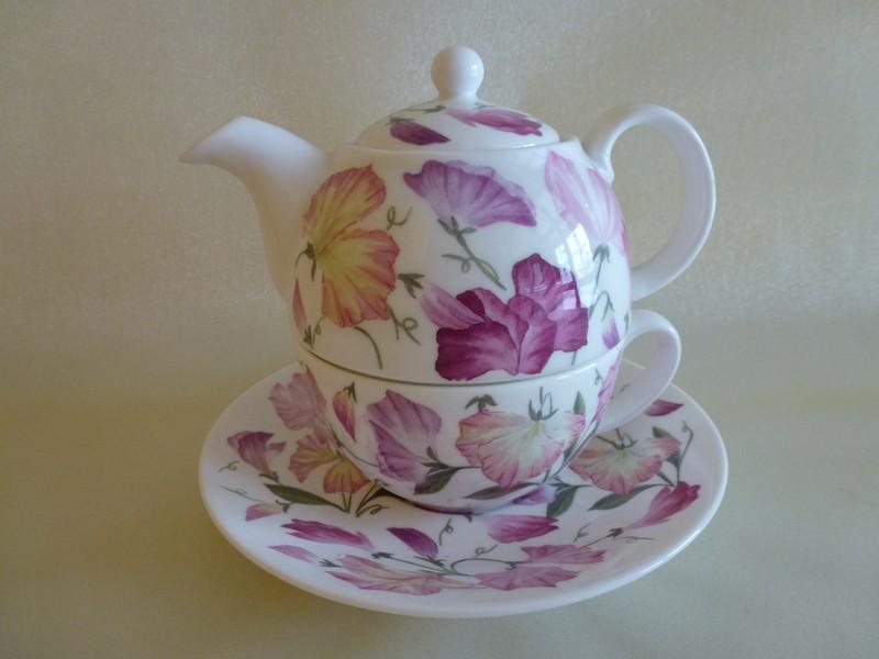tea for one sets zecha porzellan. Black Bedroom Furniture Sets. Home Design Ideas